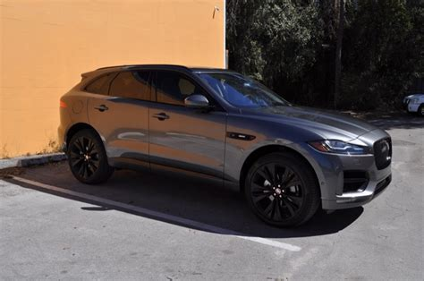 Gainesville Client Adds Jaguar F-pace Window Tint And