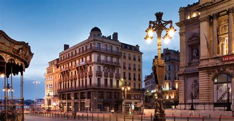 3 escale oceania marseille vieux port hotel entirely refurbished with views of the