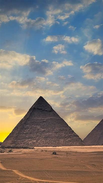 Pyramids 4k Iphone Egypt Egyptian Wallpapers Ultra