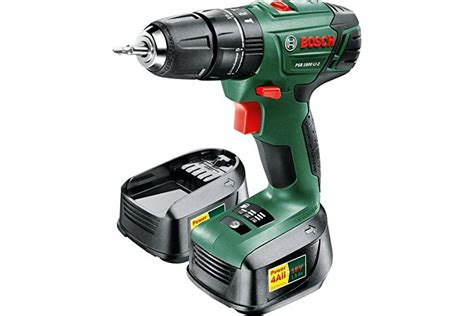 rated cordless drill