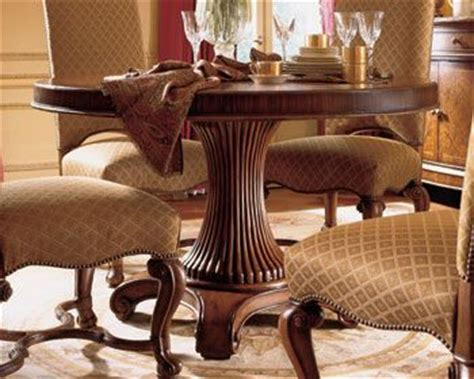 thomasville ernest hemingway europa dining table