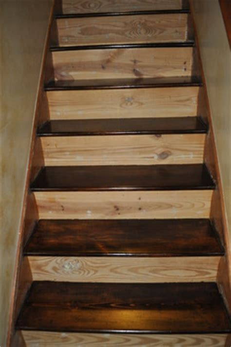 staircase remodel   spare time