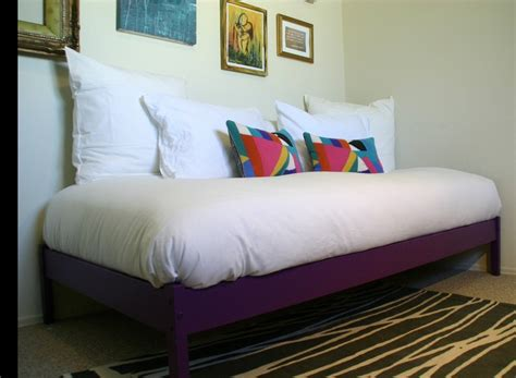 Fjellse Bed Frame Hack by Modify The Fjellse Bed From Ikea Cut Headboard And