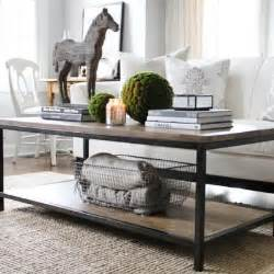Decorating Your Coffee Table