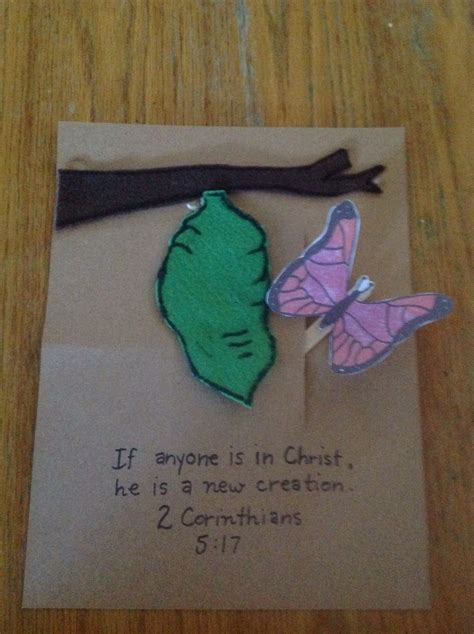 new creation in craft by let bible crafts by let 312 | ed3eb1f9e305856c34b697b56bf2b602