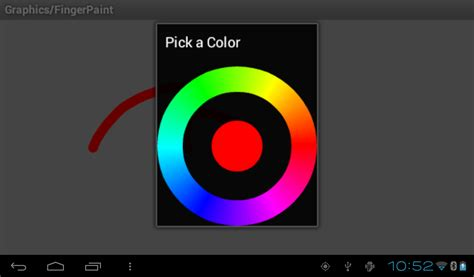 color themes for android colors android colorpicker dialog chang theme stack