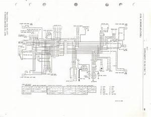 Honda Xl125 Ct125 Euro Wiring Diagram  61608