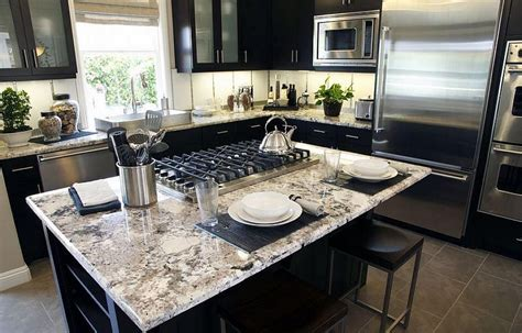 kitchen decorating ideas for countertops kitchen white granite countertops with