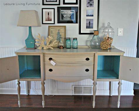 Painted Sideboard Ideas by Leisure Living Custom Buffet Sloan Linen