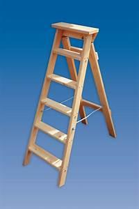 Industrial, Swingback, Wooden, Step, Ladders