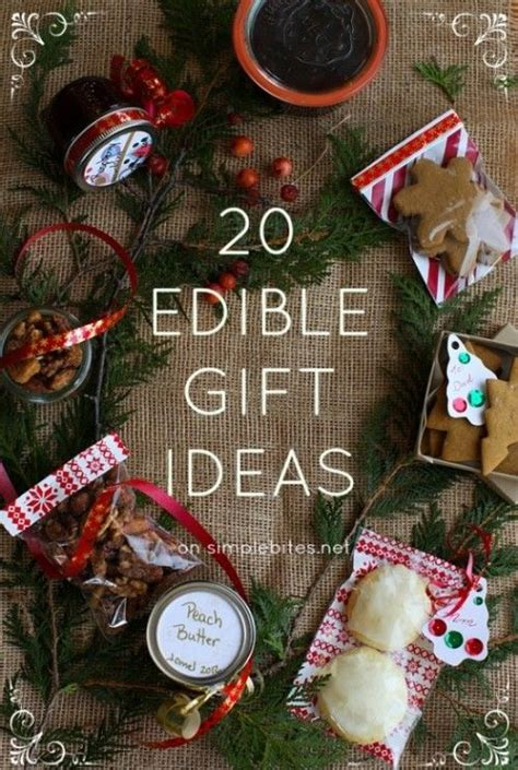 20 favorite edible gift ideas recipe maple spice candied