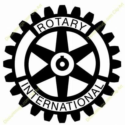 Rotary Clipart International Clip Symbol Wheel Organization