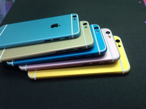 customize iphone iphone 6 6plus colorful housing cover the best luxury