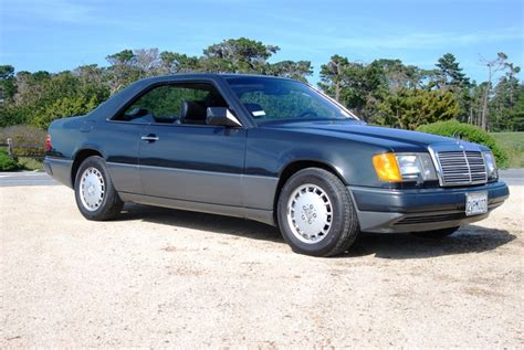 The sedan, coupe and cabriolet were all offered. 1991 Mercedes 300CE Coupe « The Motoring Enthusiast