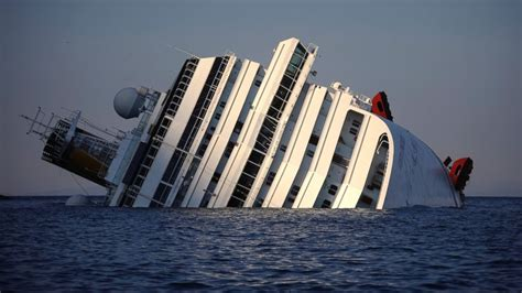 cruise ship sinking now costa concordia at abc news archive at