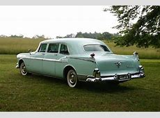 1956 Chrysler Crown Imperial Limo – White Post Restorations