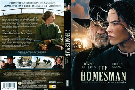 this is for the cover the homesman dvd cover 2014 r1