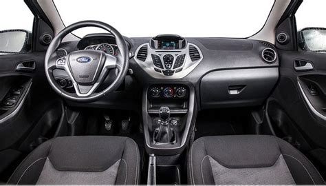 ford ka interior    car release date price