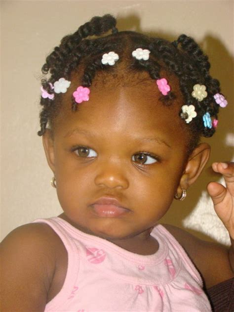 Black Toddler Hairstyles by Black Hairstyles For