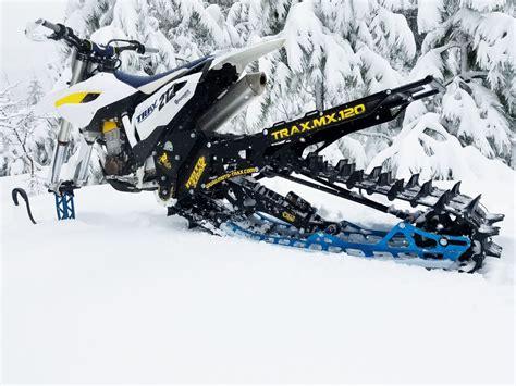 motocross snow bike mototrax spring order details trax enduro trax mountain