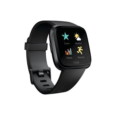 say hello to fitbit versa your new all day health fitness smartwatch