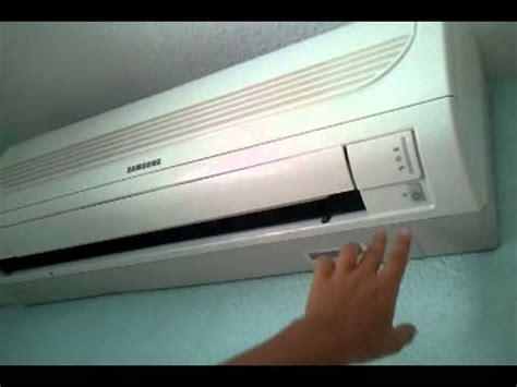 como prender un aire acondicionado remoto airea condicionado