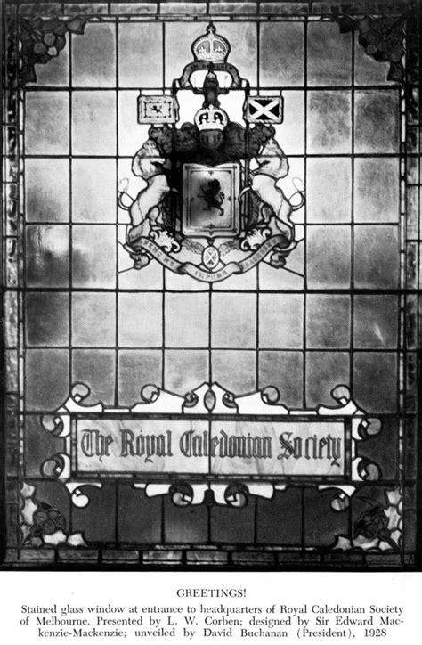 history   royal caledonian society  melbourne