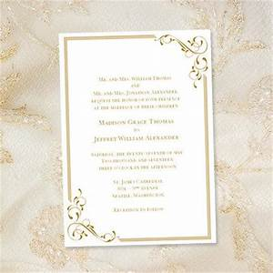 printable wedding invitation template quotelegancequot gold also With free printable golden wedding invitations