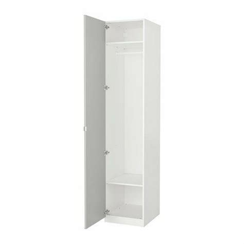 Single White Wardrobe by Ikea Single Pax Wardrobe In White In Cramlington