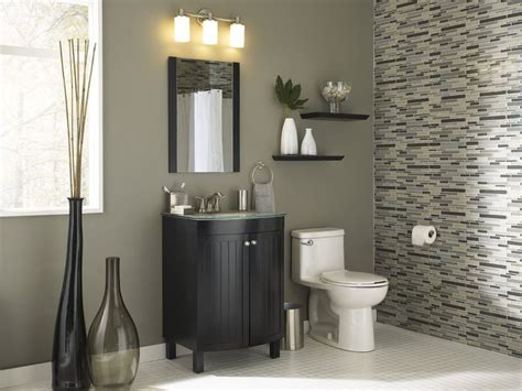 Badezimmer Modern Streichen by Gray And Brown Can Work With Black Trim Or Cabinets Make