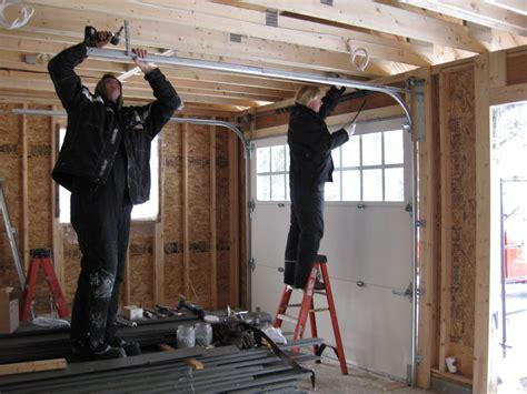Garage Door Springs Installation Cost by Free Garage Door Torsion Installation