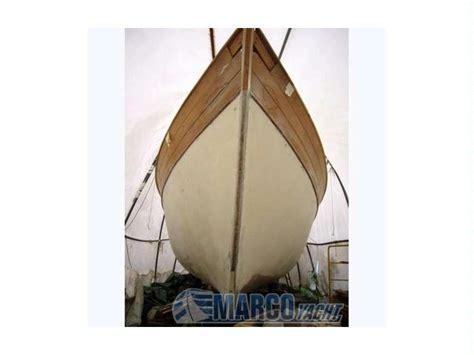 gozzo cabinato diesel cantiere cerulli gozzo cabinato in liguria power boats