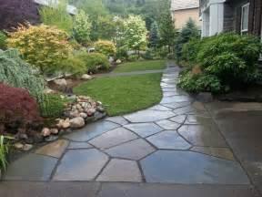 flagstone pathways flagstone path
