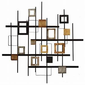 metal abstract wall art contemporary wall sculptures With kitchen cabinets lowes with modern abstract metal wall art sculpture