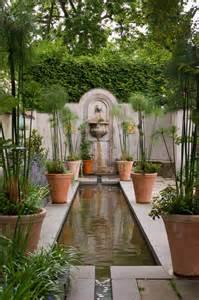 Garden Reflective Pools