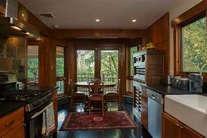 Japanese Style House - Asian - Kitchen - new york - by