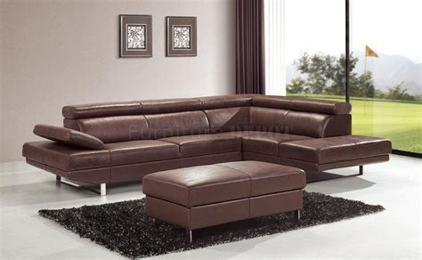 Leather Sofas Contemporary by 20 Best Contemporary Brown Leather Sofas Sofa Ideas