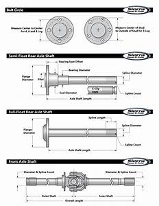 Chevy Truck Drive Shaft Length Chart Best Truck In The World
