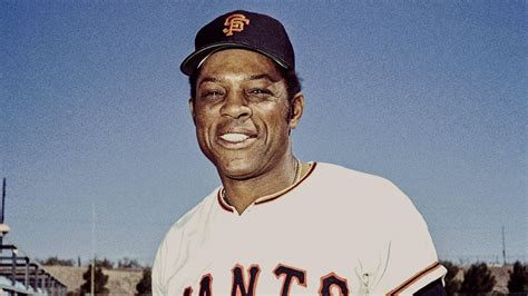 willie mays   hey kid hall  famer giant