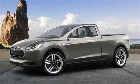 tesla pickup truck 2018 tesla pickup truck concept review price release
