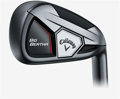 Callaway Golf Reveals Big Bertha Irons And Big Bertha ...