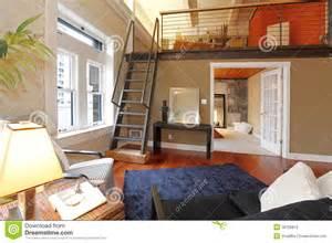 small 1 bedroom house plans salon moderne reconstruit avec la mezzanine photographie