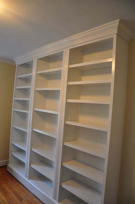 building a bookcase wall pdf diy bookcase building instructions download bookcase