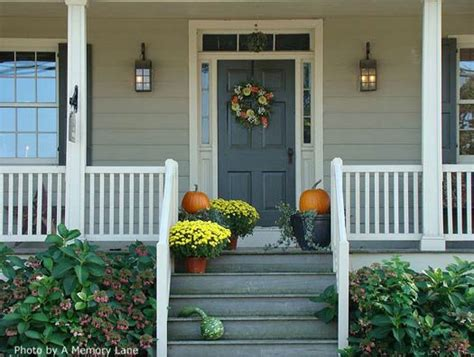 front step decorating ideas autumn decorating ideas you will enjoy