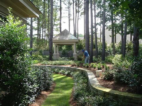 southern homes gardens landscaping in montgomery al