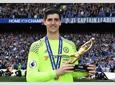 Real Madrid line up Thibaut Courtois as David de Gea