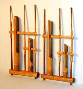 Ensemble musik adalah kombinasi beberapa jenis alat musik yang bisa dimainkan secara ensemble dapat digolongkan menurut banyaknya jenis alat musik yang terlibat, dan disebut , dari jawa barat, merupakan paduan dari berbagai alat musik bambu (angklung, gambang, bass lodong). RAGAM ALAT MUSIK DAERAH ~ Yoki Mirantiyo