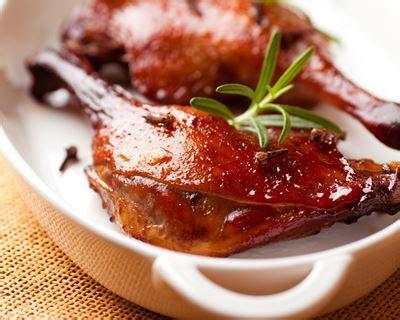 cuisine cuisse de canard recette cuisse de canard au four facile rapide