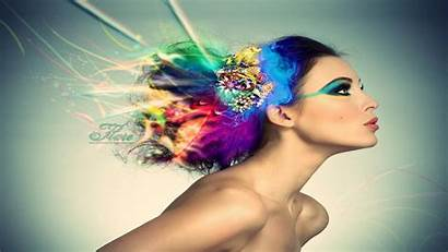 Hairstyles Wallpapers Abstract Hairstyle