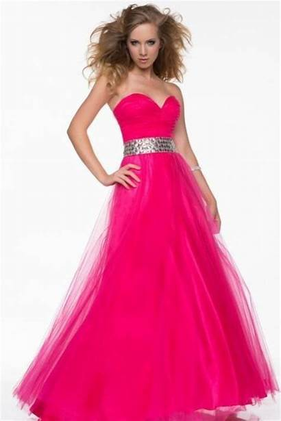 Prom Dresses Homecoming Gowns Fuchsia Formal Sweetheart